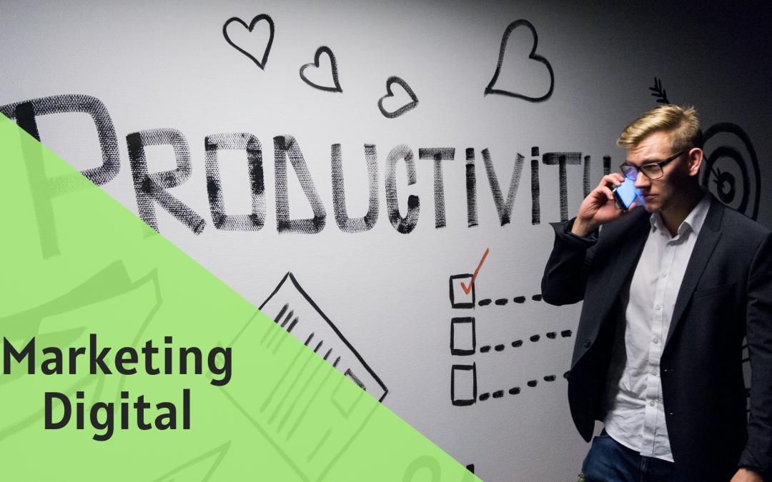 Empieza correctamente en el Marketing digital. Apuesta por una Consultora de Marketing