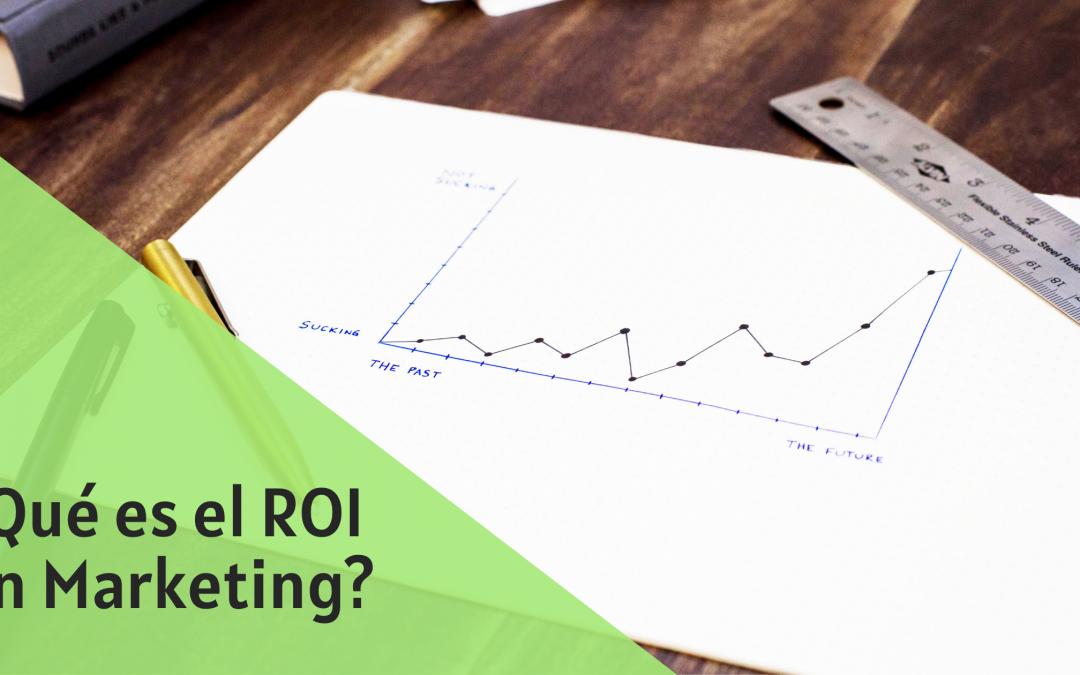 Que es el ROI y porque es tan importante el análisis en el Marketing